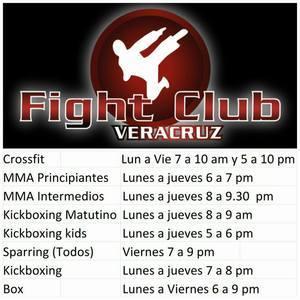 Fight Club Veracruz