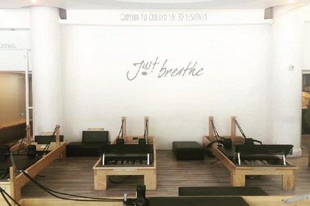 Mindbody Pilates Studio -