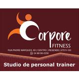 Stúdio Corpore Fitness - logo