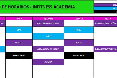 Infitness Academia