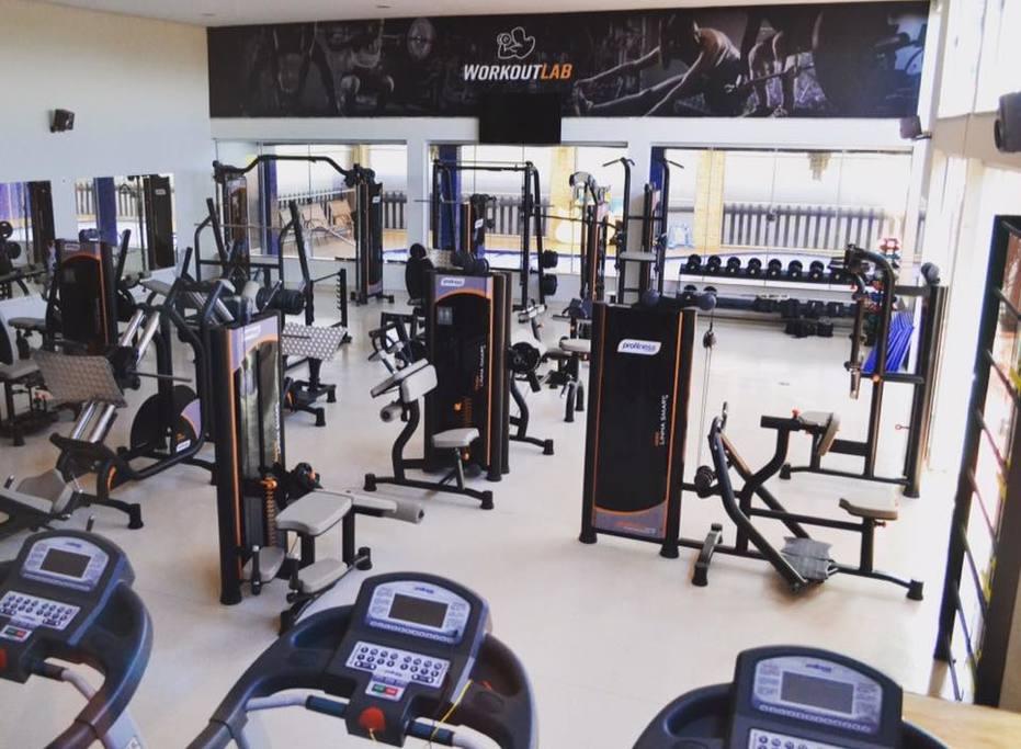 Academia Workout Lab - Jardim Teixeira - Orlândia - SP - Avenida do ... e748048f57