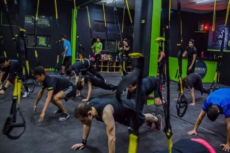 HIIT ROOM / Suspension