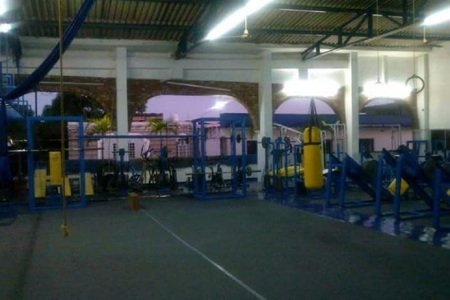 Two Sharks Gym -