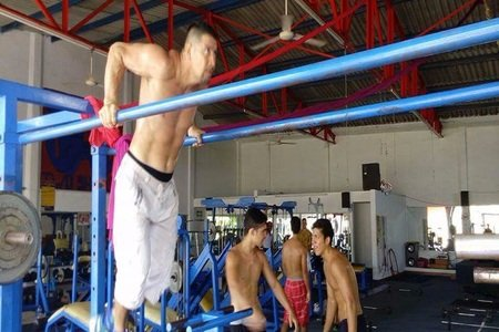 Two Sharks Gym