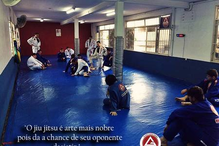 Gracie Barra Foz -