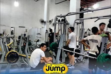 Jump Academia Unidade 1 -