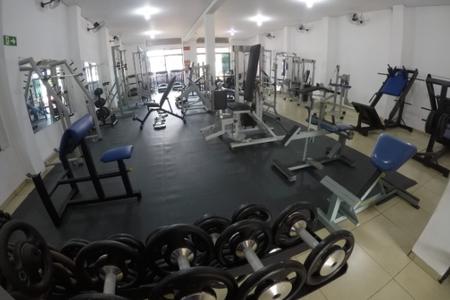 Oregym Fitness Center -