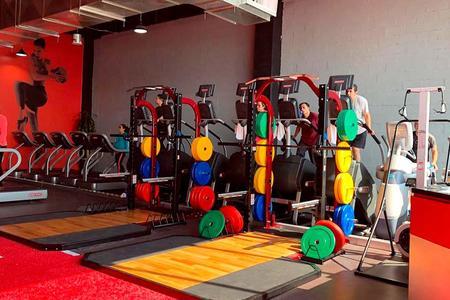 Energy Fitness - Pericoapa