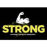 Strong Academia - logo