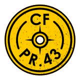 Cf Pr43 - logo