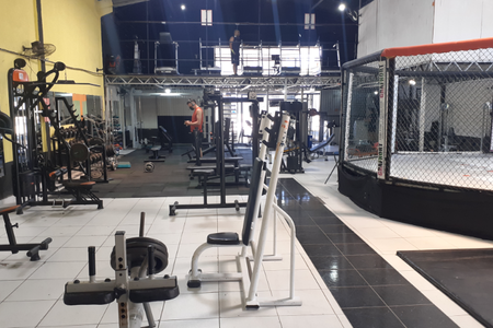 ACADEMIA DOM FIT -