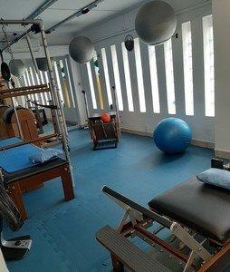 Movimentar-Se Fisioterapia E Pilates