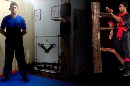 Associação Dragões Do Sul Kung Fu Passa Vinte -