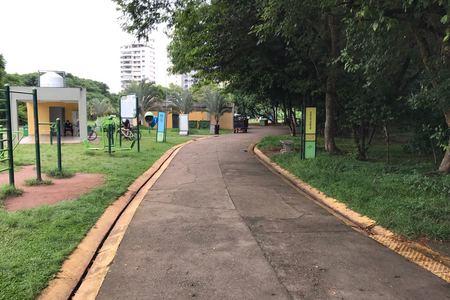 Ademir Paulino Assessoria Esportiva - Parque Villa Lobos