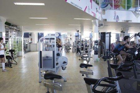 FECHADO - Clube Coat Squash e Fitness