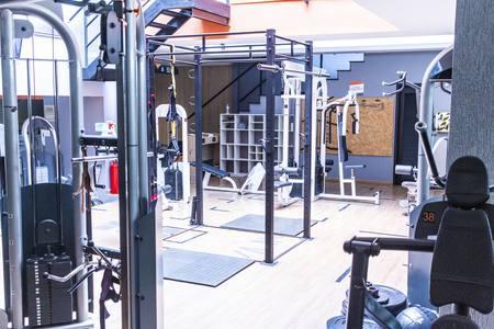 Symbol Fitness Club -