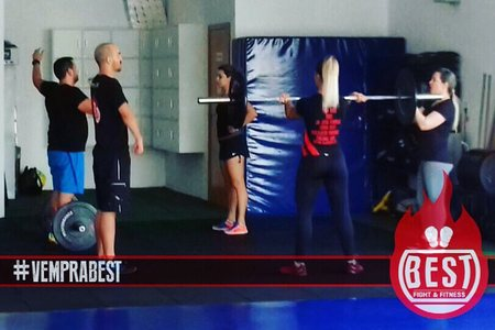 Best Fight e Fitness -