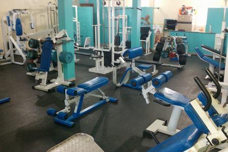 Academia Corpo Esporte -