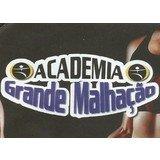 Academia Grande Malhação - logo