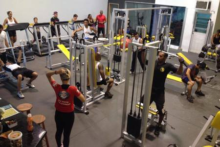 Academia Power Fitness