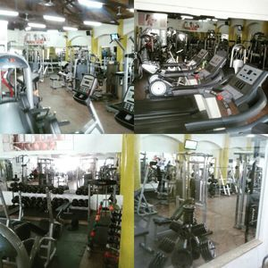 Academia Fórmula Fitness -