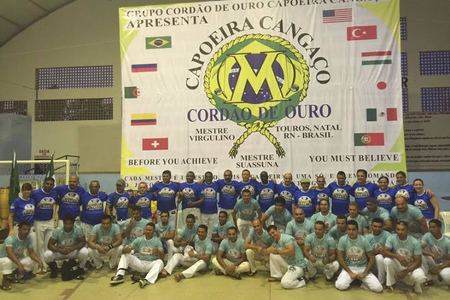 Capoeira Cangaco Sucursal Centro -