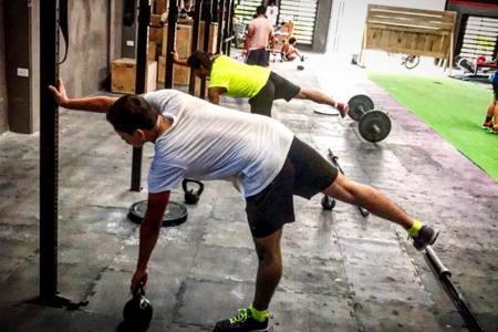 Unity Fitness -