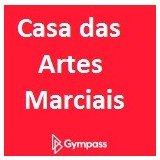 Casa Das Artes Marciais - logo