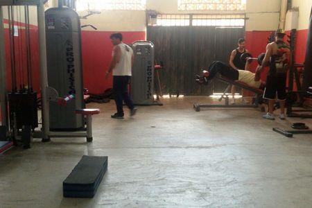 Anjos Fitness Unidade 3 -