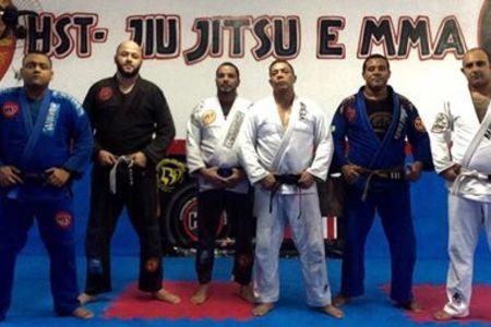 Hst Jiu Jitsu Hernandes Silva Team