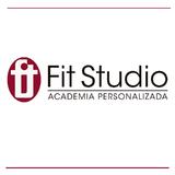 Fit Studio Academia Personalizada | Santa Felicidade - logo