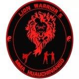 Lion Warrior's Mma - logo