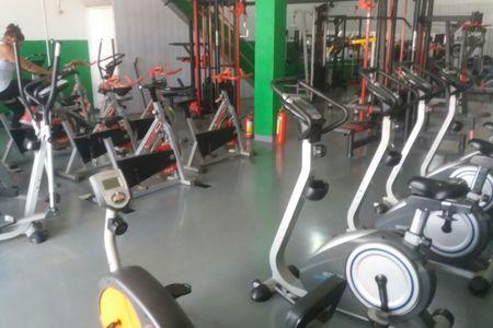 Academia Shock Life Fitness -
