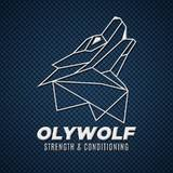 Oly Wolf Strength - logo