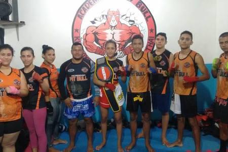 Academia Pit Bull - Muay Thai -