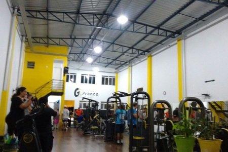 Academia G Franco Fitness -