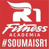 R1 Fitness Unidade 1 - logo