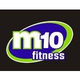 M10 Fitness - logo