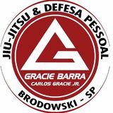 Gracie Barra Brodowski – Lutas E Funcional - logo