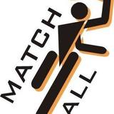 Match Ball Squash & Fitness - logo