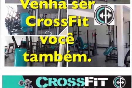 Crossfit Academia -