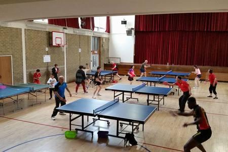 Loop Table Tennis Club -