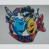 Espaço De Artes Rosário Martinez - logo