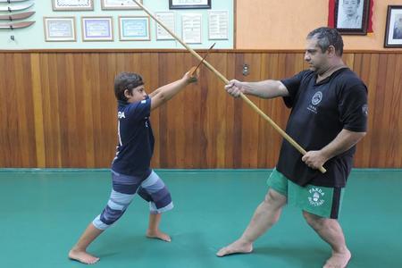 Escola de Kung Fu Ving Tsun Kuen Shaolin