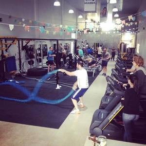 Massa Fit Club - Atividade Física Inteligente
