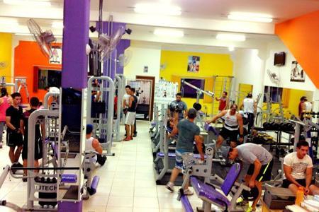 Direção corporal fitness