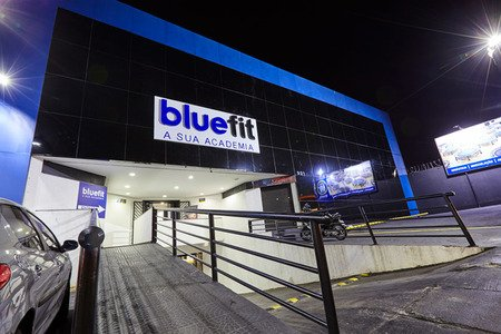 Academia Bluefit - Santo Andre I -