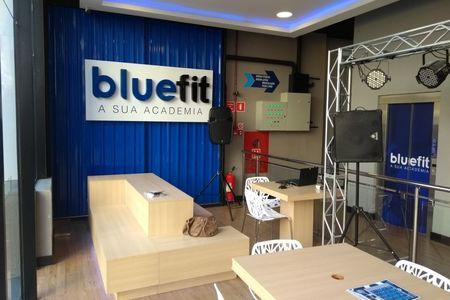 Academia Bluefit - Santo Antônio