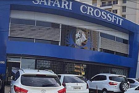 Safari Cross Fit e Pilates -
