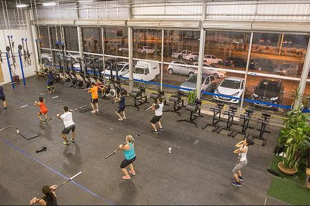 Safari Cross Fit e Pilates